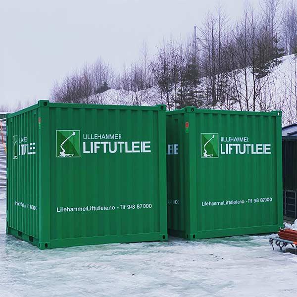 Arrangement på Lillehammer