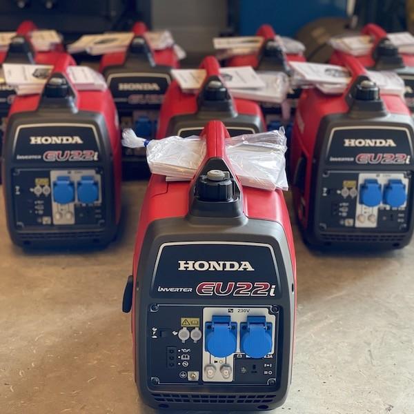 Honda 2,2kw Strømaggregat